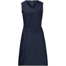 Jack Wolfskin Tioga Road Robe Femme, midnight blue